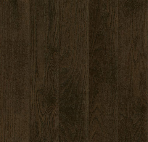 Armstrong Prime Harvest Solid Oak 3 1/4 Low Gloss Blackened Brown