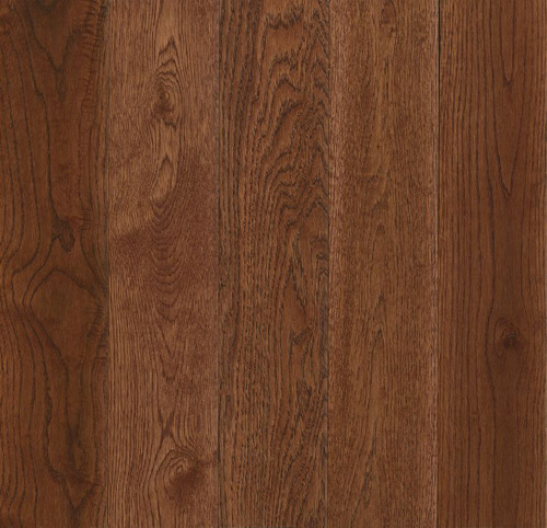 Armstrong Prime Harvest Solid Oak 3 1/4 Low Gloss Sunset West