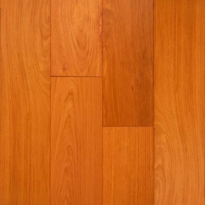 Brazilian cherry september 2012 for Cherry flooring