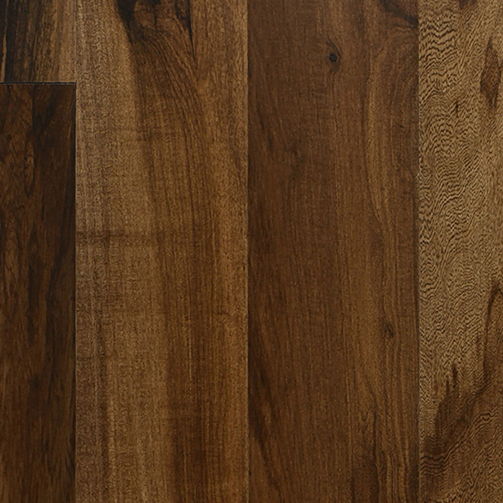 IndusParquet Solid Exotic 5/16 x 3 1/8 Brazilian Hickory