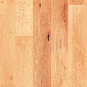 Boen Parkett Boen Plank - 2 Strip Beech Steamed Rustic 4072024