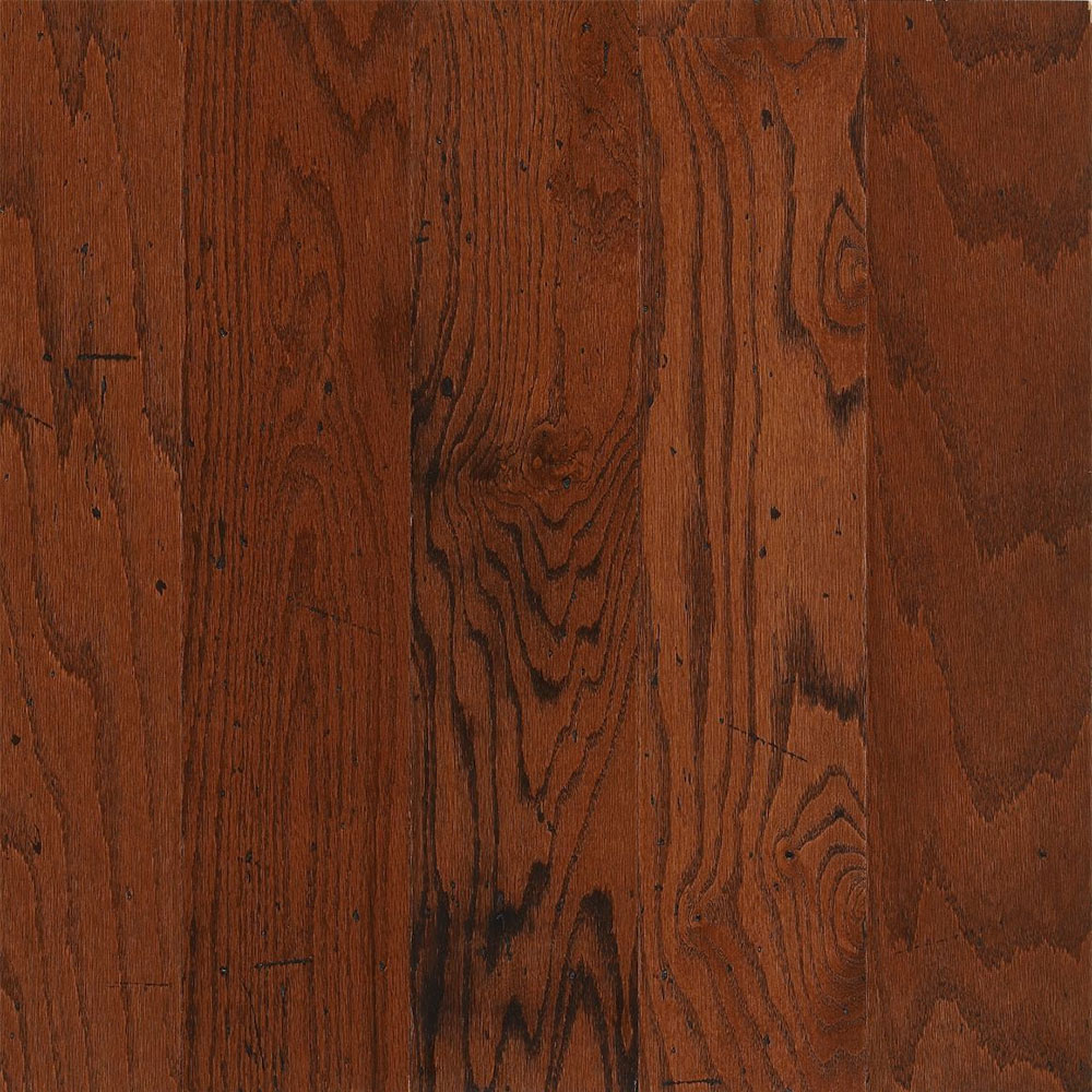 Bruce american originals oak 5 dakota cherry for Bruce hardwood flooring