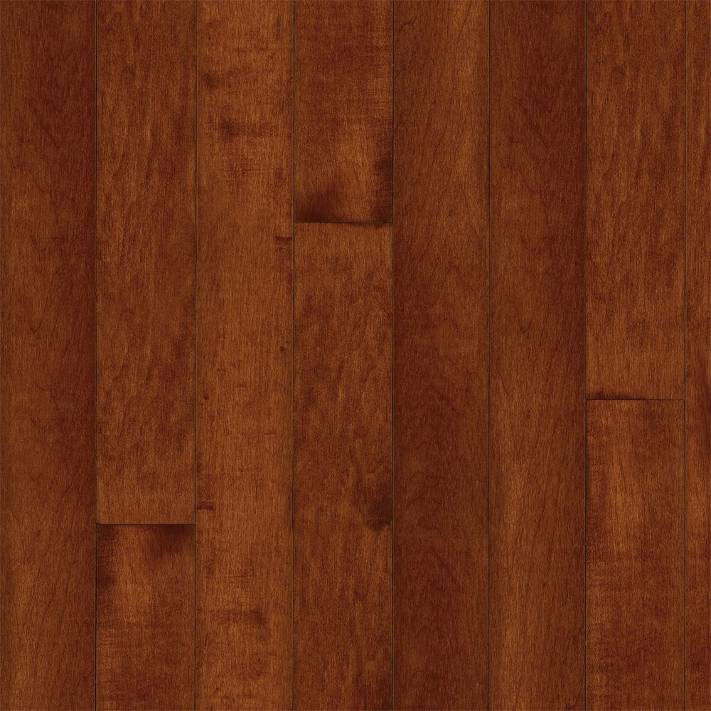 Bruce kennedale prestige wide plank 5 hardwood flooring colors for Cherry flooring