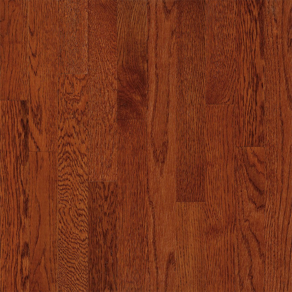 Bruce Natural Choice Strip Oak 2 1/4 White Oak Amber C5060