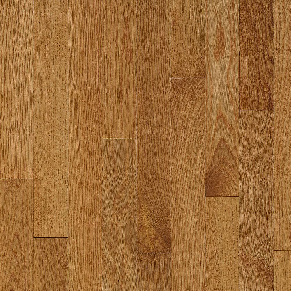 Bruce Natural Choice Strip Oak 2 1/4 - Low Gloss Desert Natural C5061LG