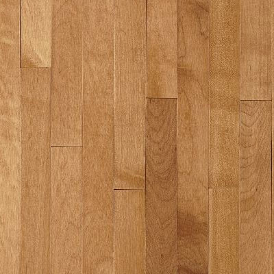 Bruce Natural Choice Strip Maple 2 1/4 Lt. Maple Caramel C5036MLG