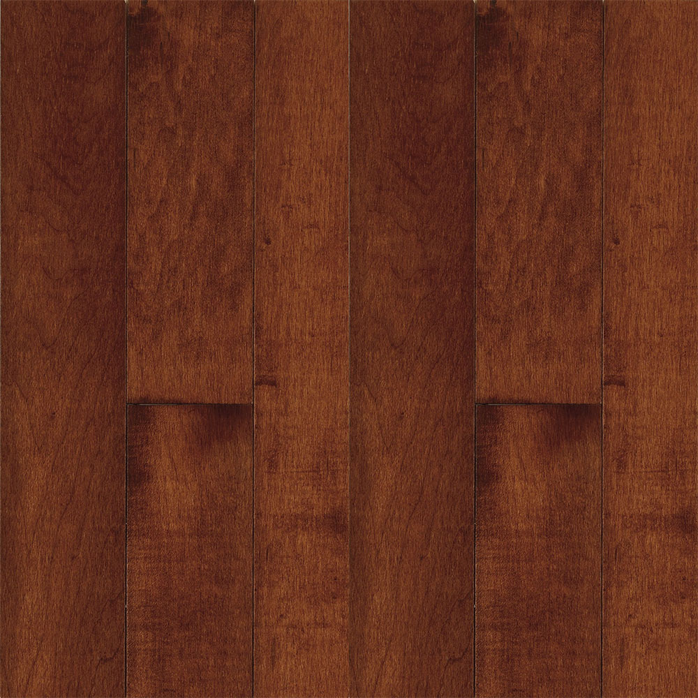Bruce Natural Choice Strip Maple 2 1/4 Lt/Dk Maple Cherry C5008MLG