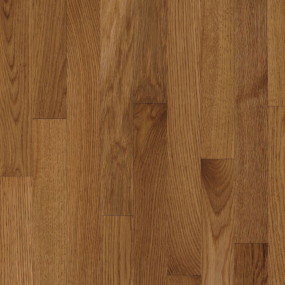 Bruce Natural Choice Strip Oak 2 1/4 - Low Gloss Mellow C5014LG