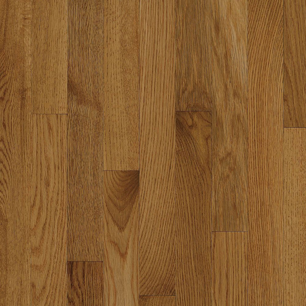 Bruce Natural Choice Strip Oak 2 1/4 - Low Gloss Spice C5012LG