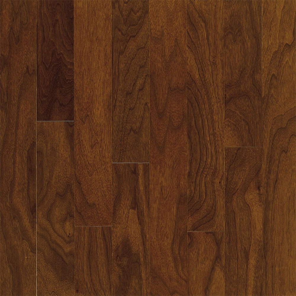 Bruce turlington american exotics walnut 5 hardwood for Walnut wood flooring