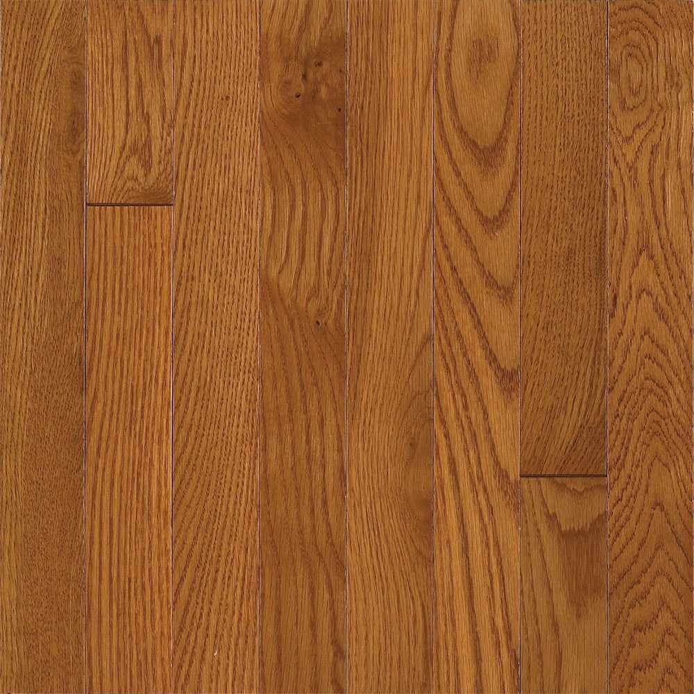 Bruce Waltham Strip Oak 2 1/4 Brass C8240