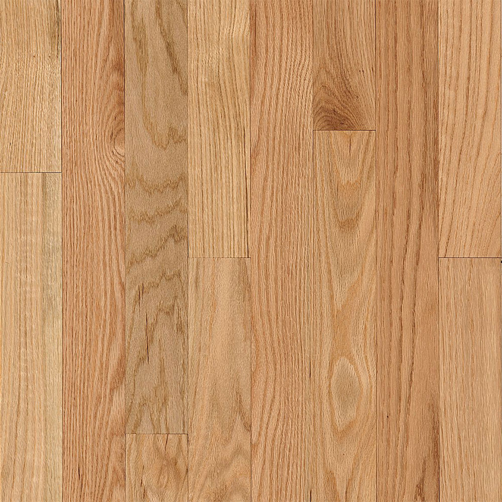 Bruce Waltham Strip Oak 2 1/4 Country Natural C8210