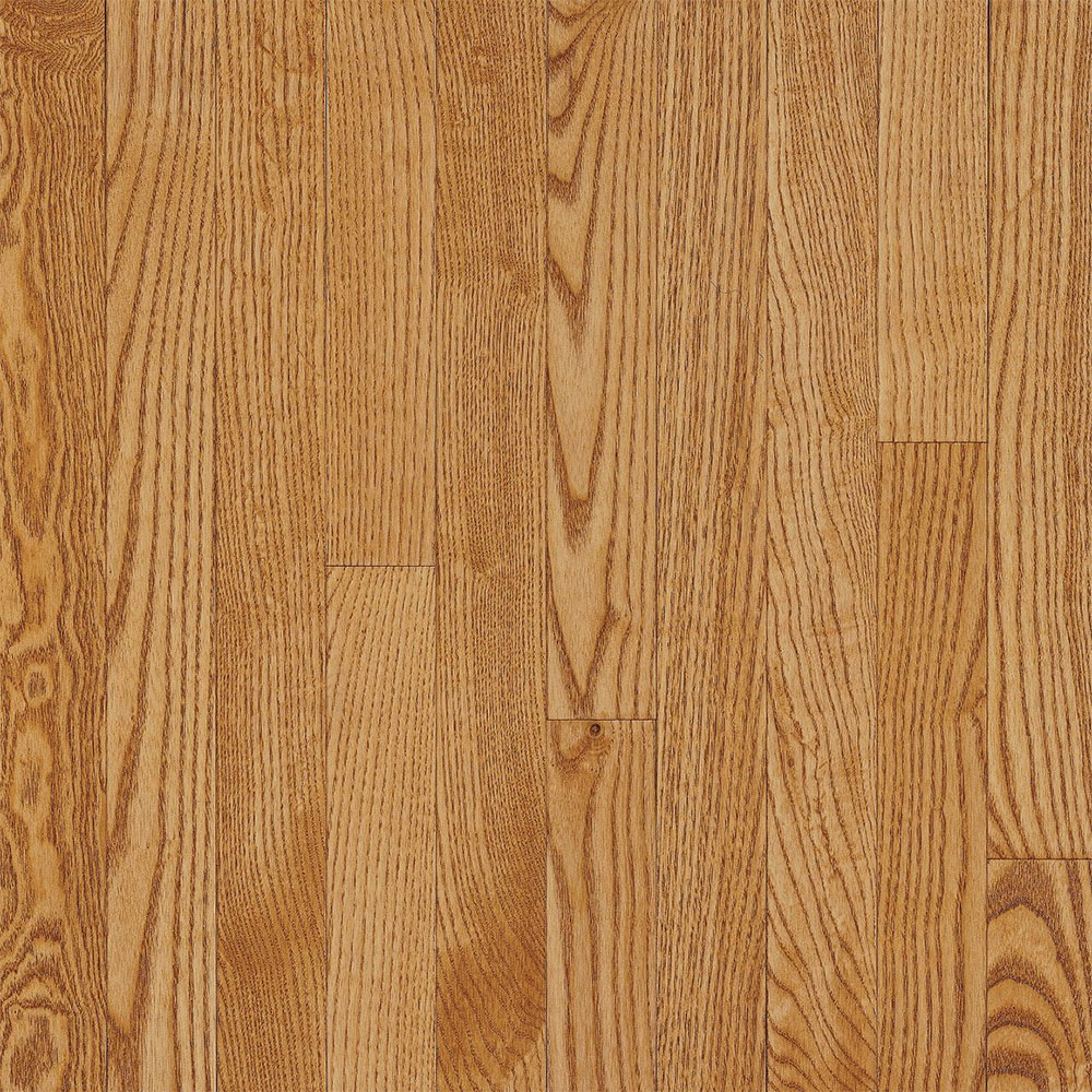 Bruce Westchester Solid Plank Oak 3 1/4 Spice CB722