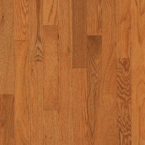 Bruce Westchester Solid Strip Oak 2 1/4 Butter Rum CB4026