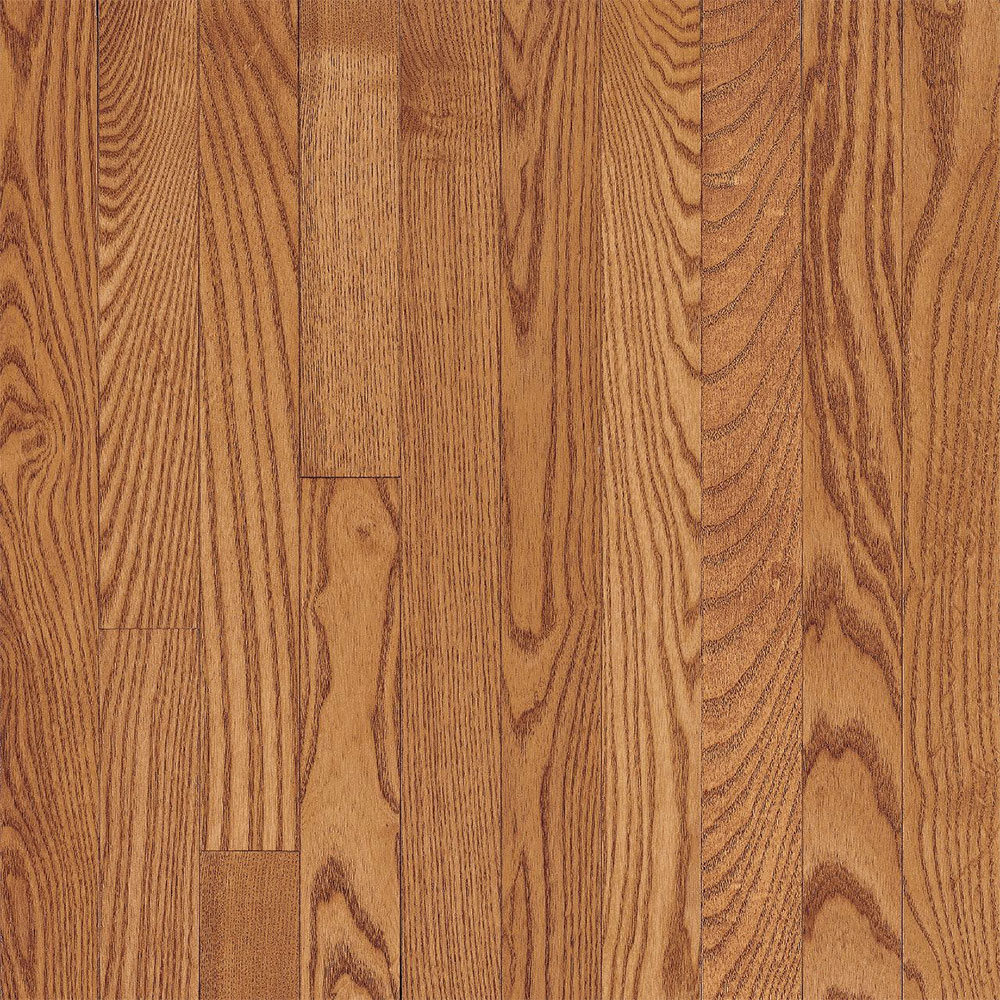 Bruce Westchester Solid Strip Oak 2 1/4 Butterscotch CB426