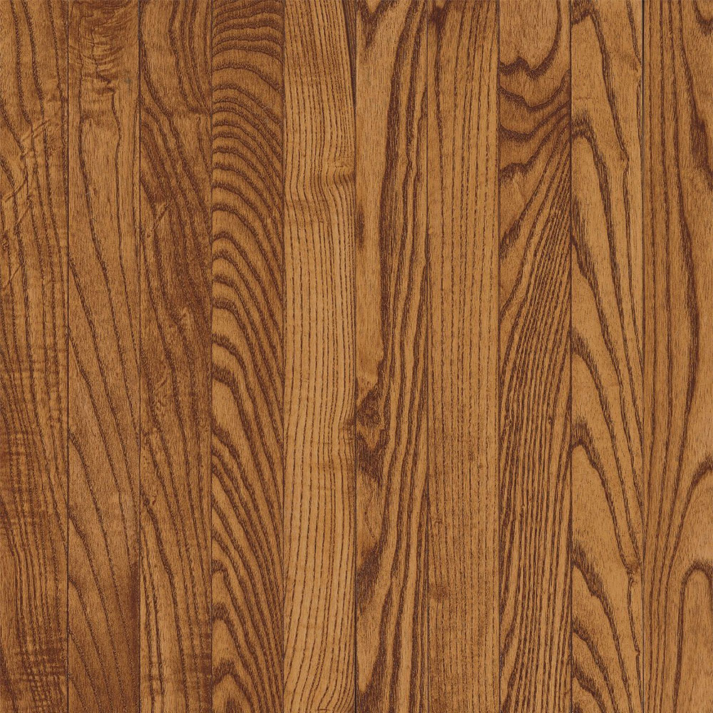 Bruce Westchester Solid Strip Oak 2 1/4 Gunstock CB421