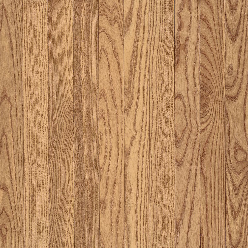 Bruce Westchester Solid Strip Oak 2 1/4 Natural CB420
