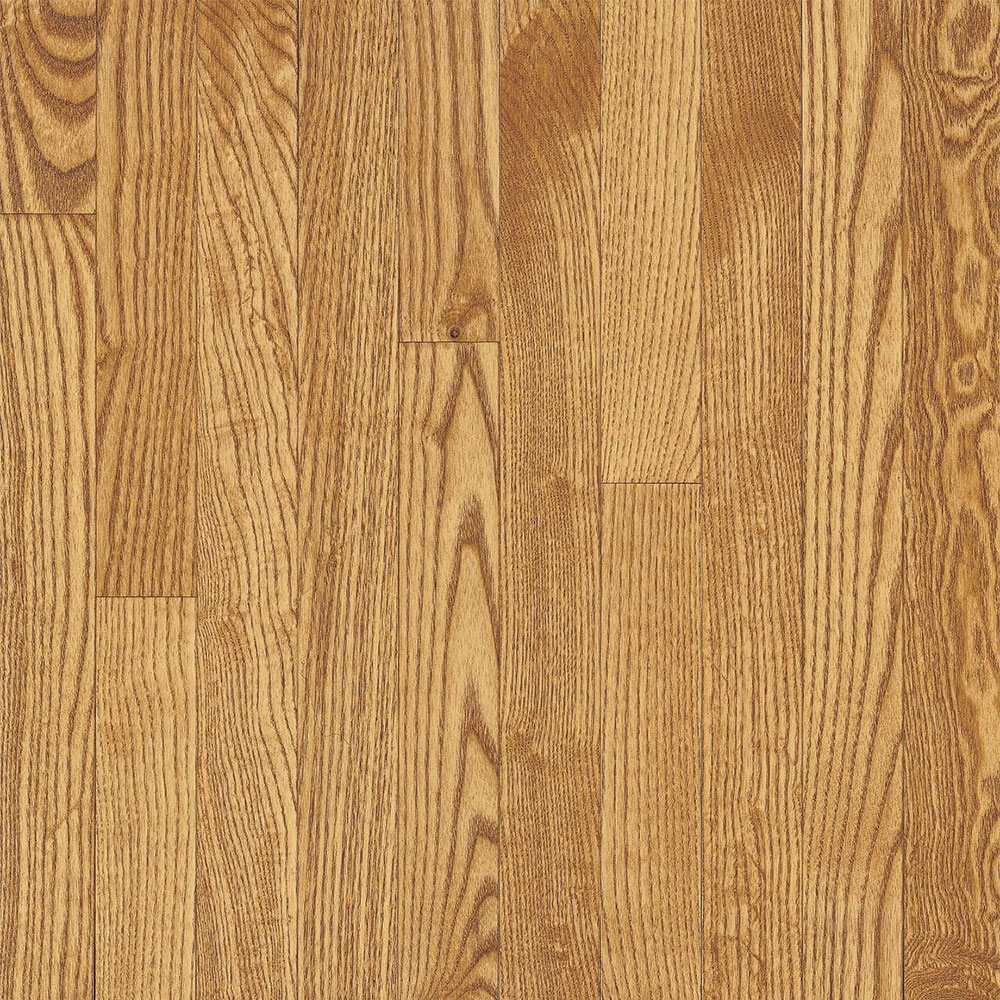 Bruce Westchester Solid Strip Oak 2 1/4 Seashell CB430