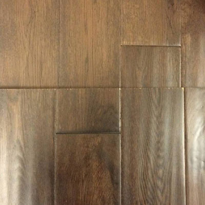 Casabella handscraped oak 4 3 4 cocoa Casabella floors