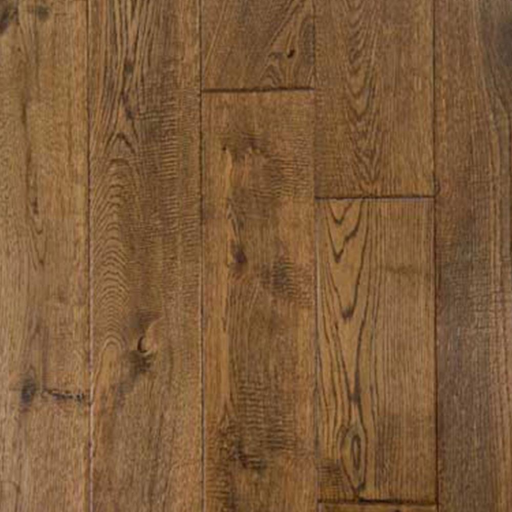 Waycross White Oak Solid Plank 4 3/4 Inch Sandal