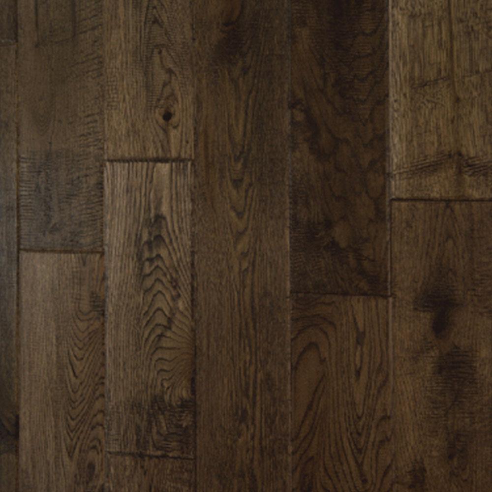 Waycross White Oak Solid Plank 4 3/4 Inch Wood Chip