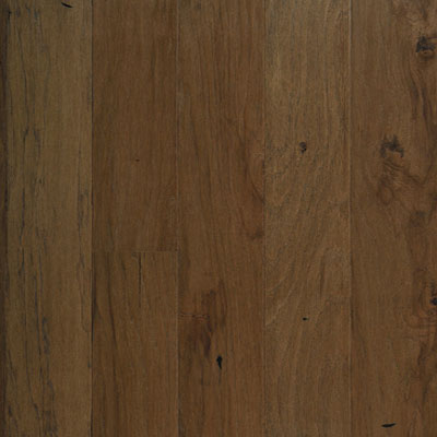 Columbia Berkshire Distressed Engineered 5 Fence Post Hickory BEH506F
