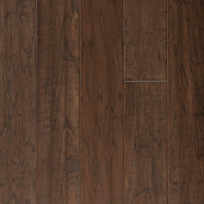 Harris Woods Trailhouse Hickory 5 Handscraped Hickory Sterling Grey