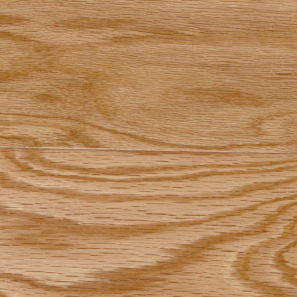 Harris woods unfinished 5 red oak natural for Harris tarkett flooring