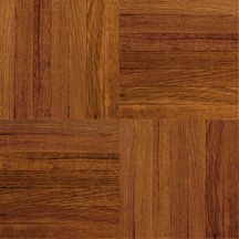 Armstrong Urethane Parquet Wood - Contractor/Builder Cinnabar 112160