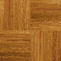 Armstrong Urethane Parquet Wood - Contractor/Builder Honey 112140