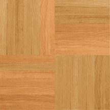 Armstrong Urethane Parquet Wood - Natural and Better Standard 111110