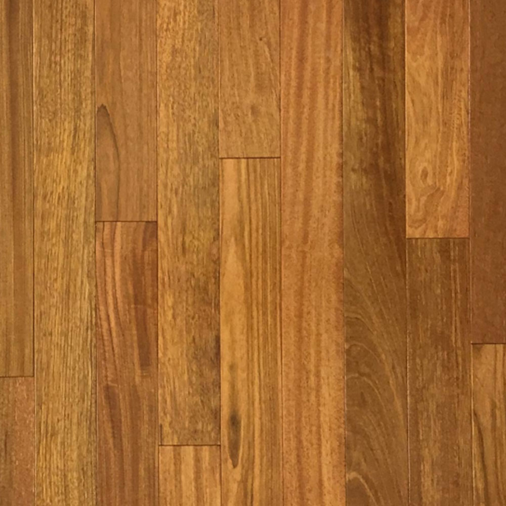 Hawa Exotic Solid 3-5/8 Brazilian Cherry Clear EXS-JATOBA3