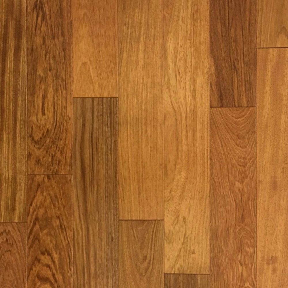 Hawa Exotic Solid 4-7/8 Brazilian Cherry Clear EXS-JATOBA5