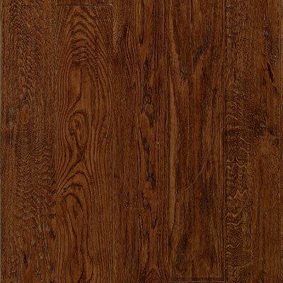 Junckers Engineered 5-11/32 x 7 White Oak Espresso - Handscraped