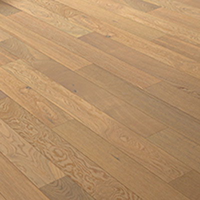 Kraus Flooring Natural Home 5 Inch Wide Rocky Mountain Oak Wire Brushed