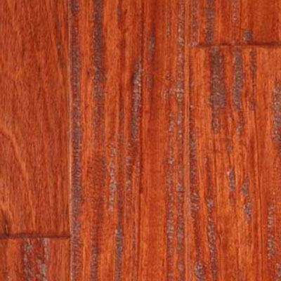 LM Flooring Gevaldo Handscraped 5 Natural Brazilian Cherry