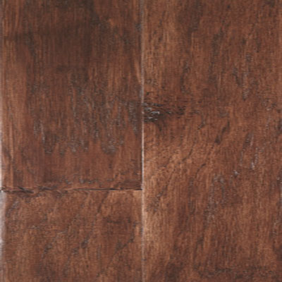 LM Flooring River Ranch Hand Scraped 5 Hickory Acorn 61K05S6