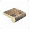 Mannington Earthly Elements 12x12 Hickory Step Nosing