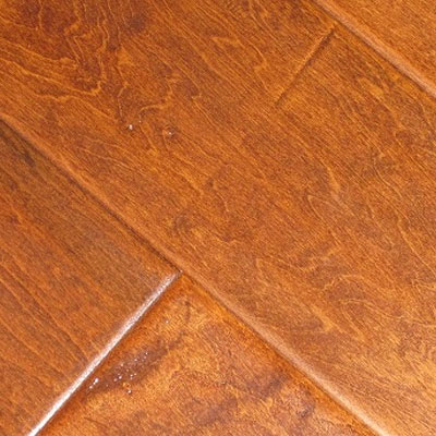 Max Windsor Floors Concorde Maxlock Handscraped (Drop) Jerseyville Maple TLEHY0905