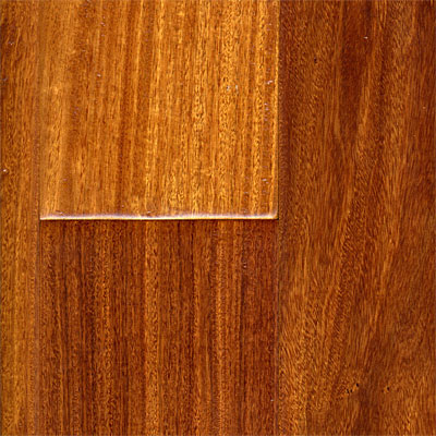 Max Windsor Floors Maximus Handscraped 4.75 Santos Mahogany TLEHM0301