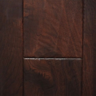 Max Windsor Floors Outback Handscraped Collection 6 Coppermine Walnut TLELY1103