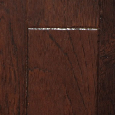 Max Windsor Floors Outback Handscraped Collection 6 Mocha Sunset Hickory TLELY1107