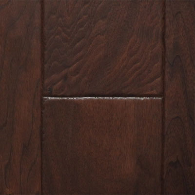 Max Windsor Floors Outback Handscraped Collection 6 Williamstown Walnut TLELY1102