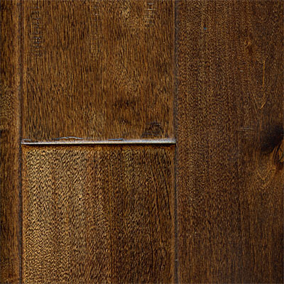 Max Windsor Floors Windsor Handscraped 4.75 Cocoa Brown Maple TLEHY0701