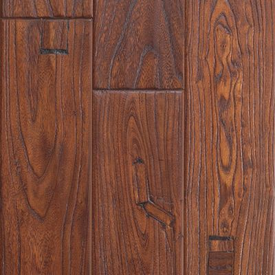 Mohawk Zanzibar 5 Antique Elm Cherry