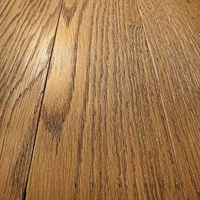 Mullican Frontier Wire Brushed Eng 5 Oak Butternut 13391