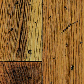 Mullican Frontier Plank Hand Distressed Surface Hickory Antique MUL FRO HDANT5