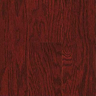 Mullican Meadowview 5 White Oak Bordeaux 12808