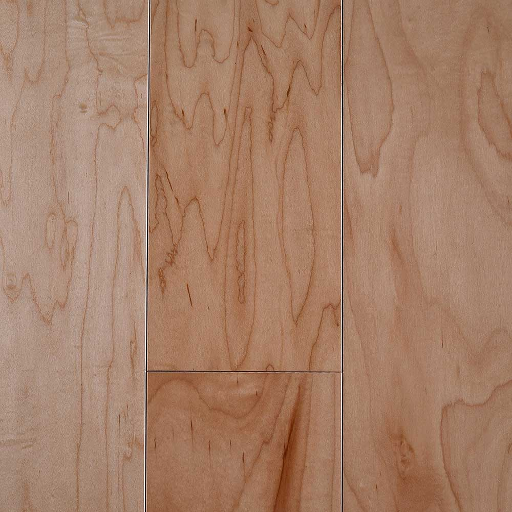 Mullican merion 5 inch maple natural for Hardwood floors 5 inch