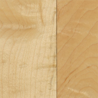 Mullican Moorish Castle 2-1/4 Maple Natural